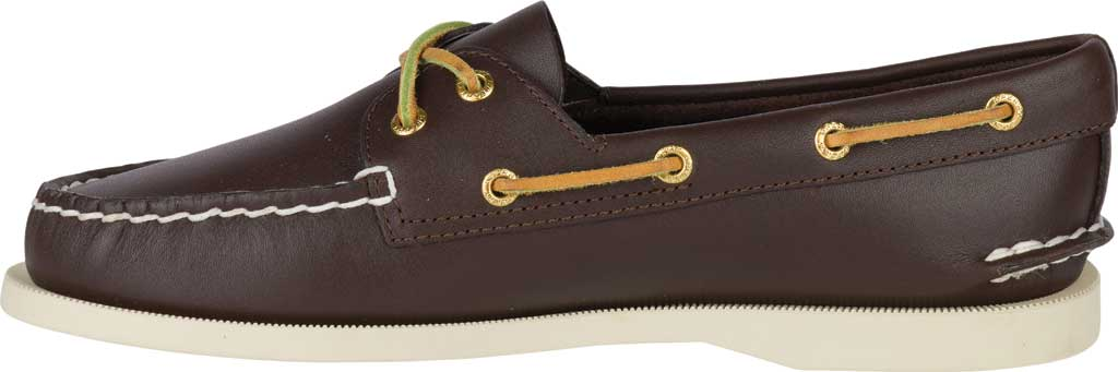 Women's Sperry Top-Sider Authentic Original Boat Shoe, Brown, large, image 3