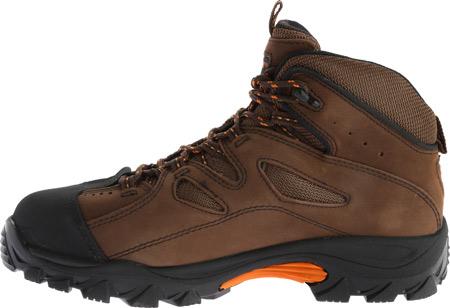 Men's Wolverine Hudson Steel Toe Hiker, Dark Brown, large, image 3