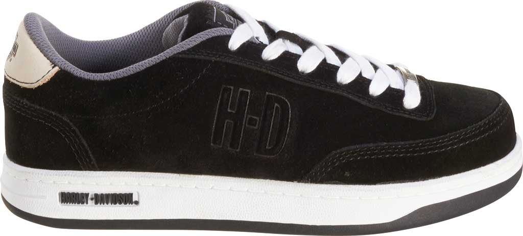 Men's Harley-Davidson Static Steel Toe, Black, large, image 2
