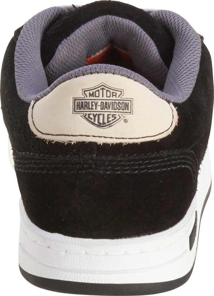 Men's Harley-Davidson Static Steel Toe, Black, large, image 4