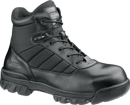 """Men's Bates 5"""" Tactical Sport Composite Toe Side Zip E02264, Black, large, image 1"""