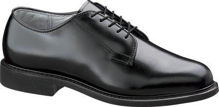 Men's Bates Leather Uniform E00968, Black, large, image 1