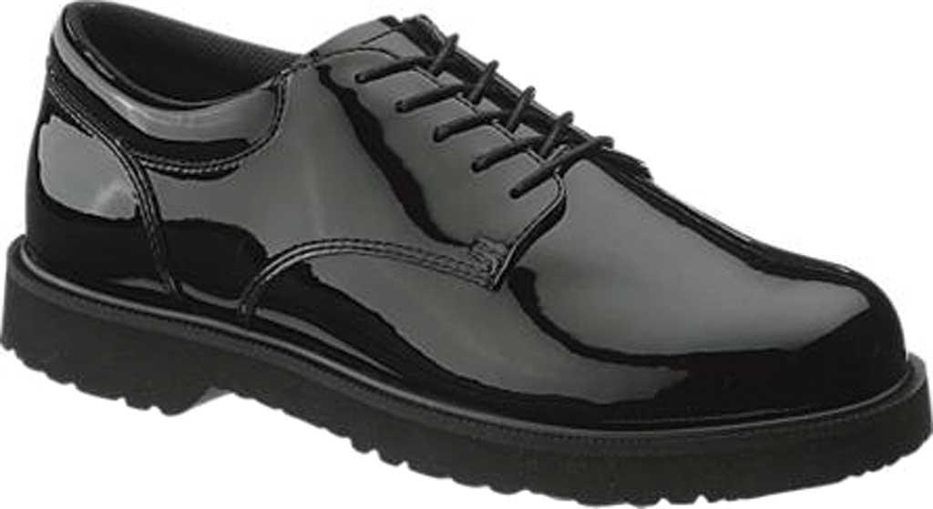 Women's Bates High Gloss Duty E22741, Black, large, image 1