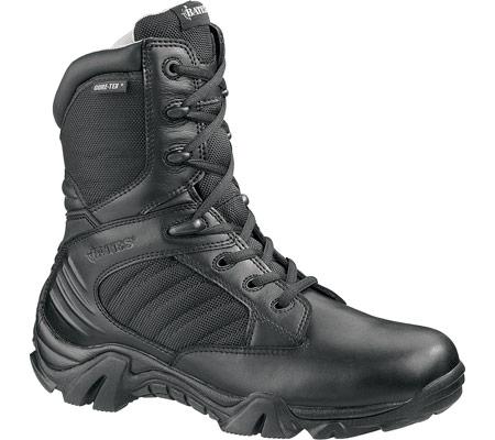 Men's Bates GX-8 Gore-Tex Insulated Side-Zip E02488, Black, large, image 1
