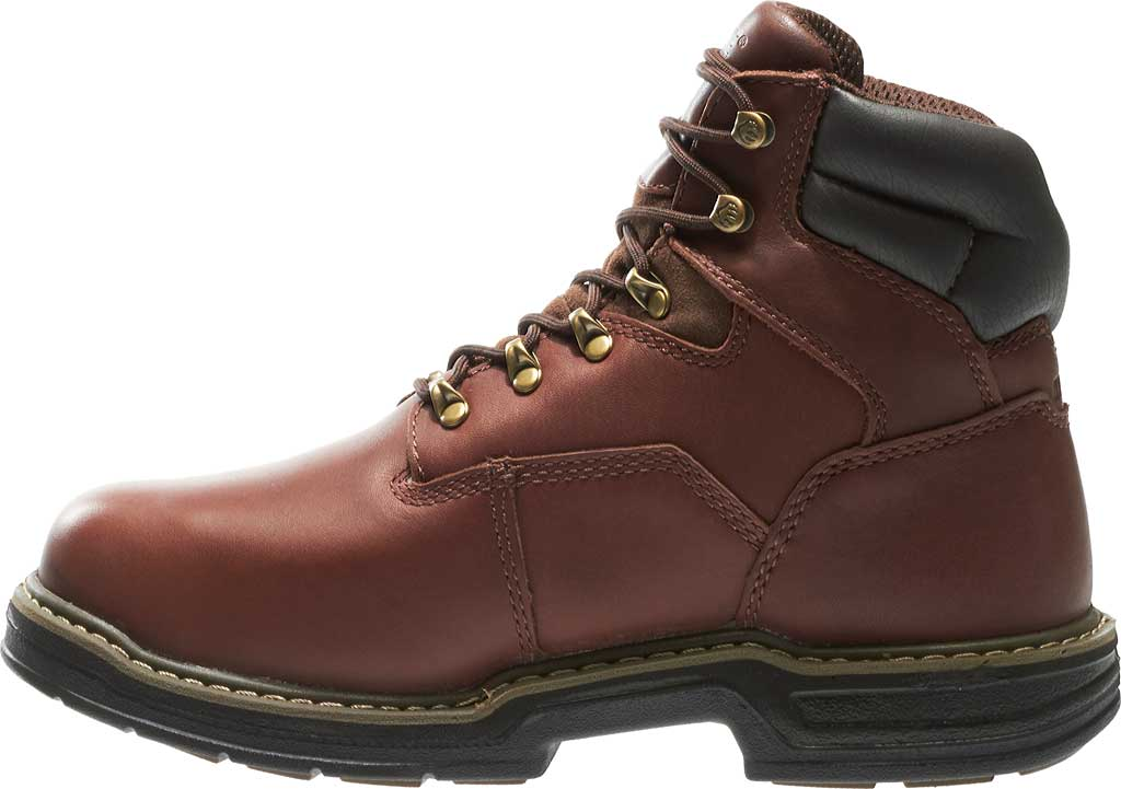 """Men's Wolverine Darco MultiShox Contour Welt 6"""" WP ST EH Boot, Brown, large, image 3"""