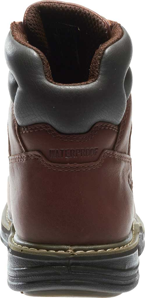 """Men's Wolverine Darco MultiShox Contour Welt 6"""" WP ST EH Boot, Brown, large, image 4"""