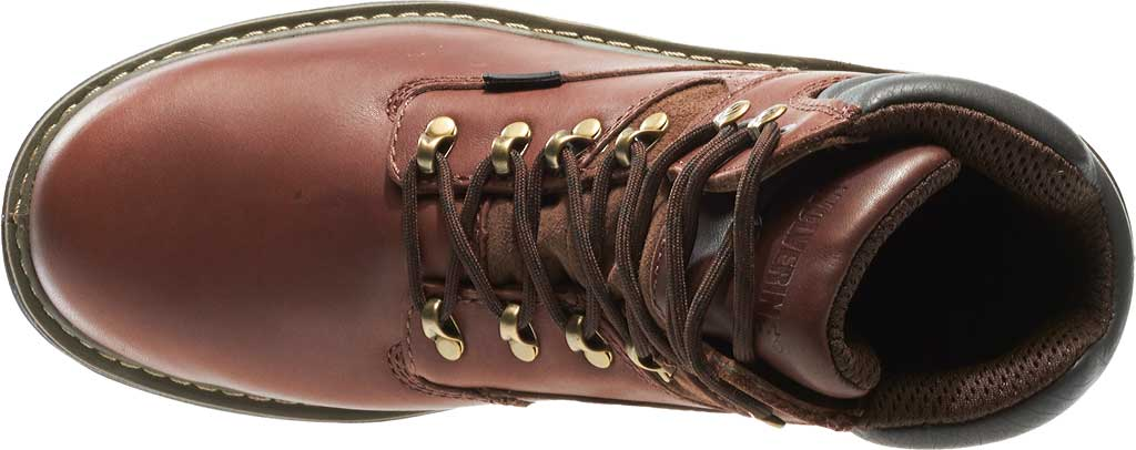 """Men's Wolverine Darco MultiShox Contour Welt 6"""" WP ST EH Boot, Brown, large, image 5"""