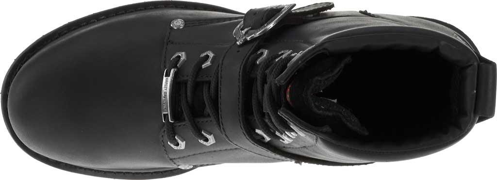 "Men's Harley-Davidson Faded Glory 8"" Mid Calf Boot, Black, large, image 5"