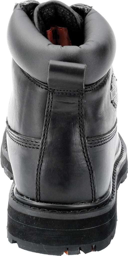 Men's Harley-Davidson Drive Safety Toe Ankle Boot, Black, large, image 4