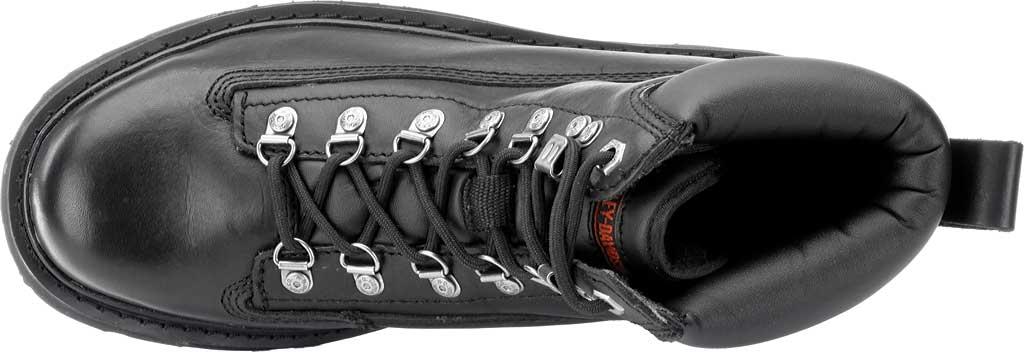 Men's Harley-Davidson Drive Safety Toe Ankle Boot, Black, large, image 5