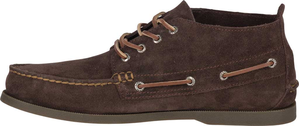 Men's Sperry Top-Sider A/O Chukka Suede, Brown Suede, large, image 3