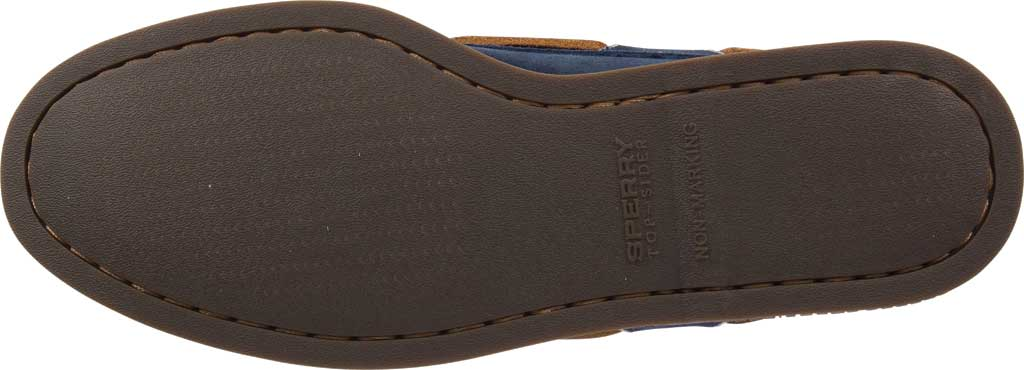 Men's Sperry Top-Sider A/O Chukka Suede, Navy Suede, large, image 6