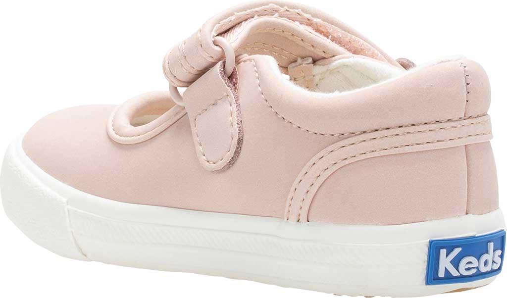Infant Girls' Keds Ella MJ, Pink Leather, large, image 3
