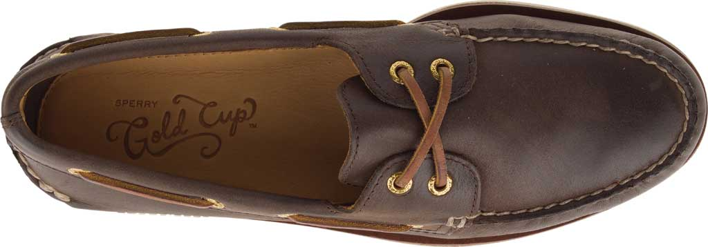 Men's Sperry Top-Sider Gold Cup A/O 2-Eye Boat Shoe, , large, image 5
