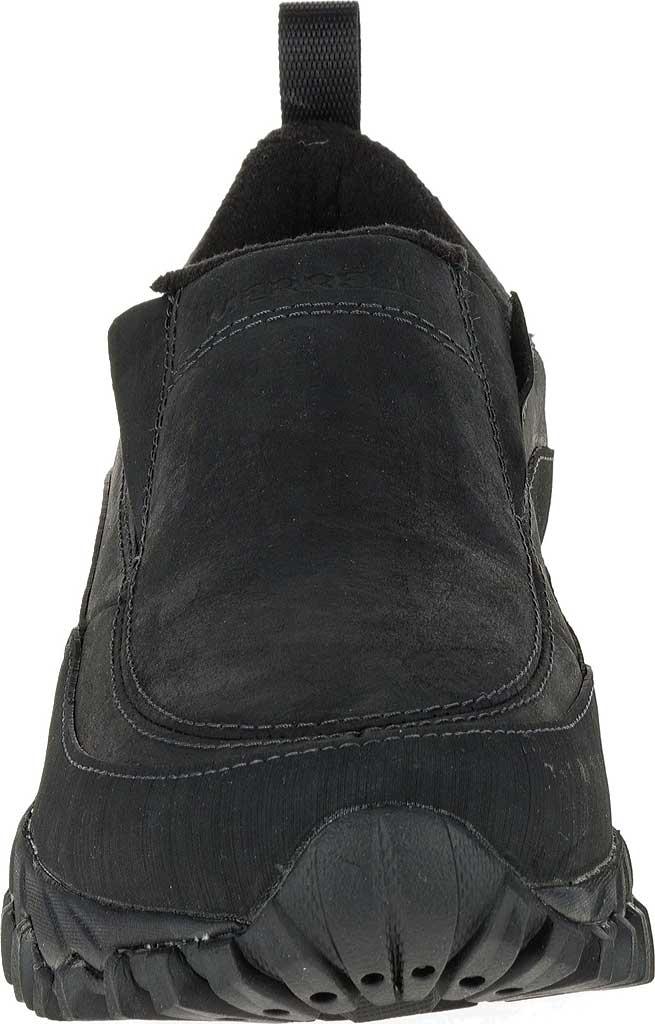 Men's Merrell Shiver Moc 2 Waterproof, Black, large, image 4