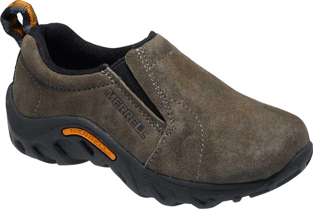 Infant Merrell Jungle Moc Sneaker, Gunsmoke, large, image 1