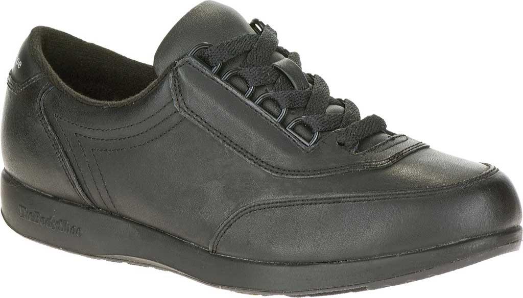 Women's Hush Puppies Classic Walker Sneaker, Black, large, image 1