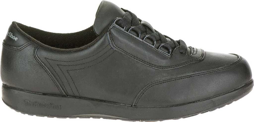 Women's Hush Puppies Classic Walker Sneaker, Black, large, image 2