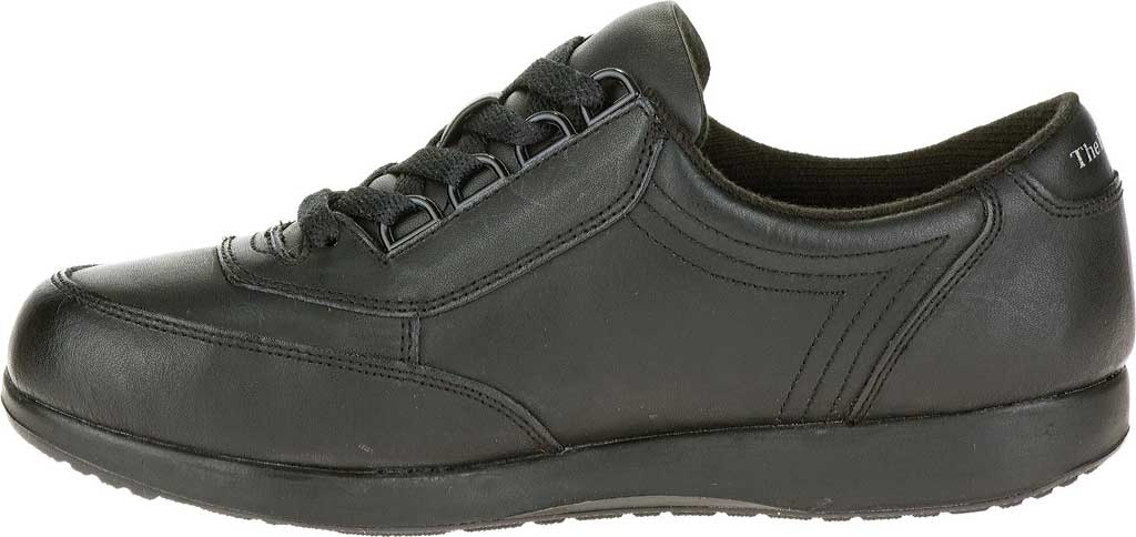 Women's Hush Puppies Classic Walker Sneaker, Black, large, image 3