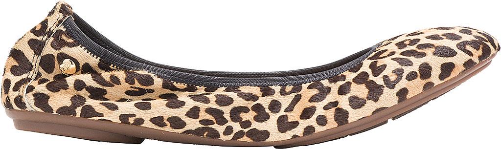 Women's Hush Puppies Chaste Ballet Flat, Leopard Calf Hair, large, image 2