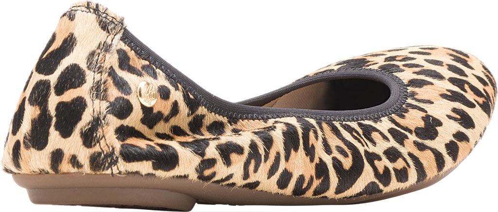 Women's Hush Puppies Chaste Ballet Flat, Leopard Calf Hair, large, image 3