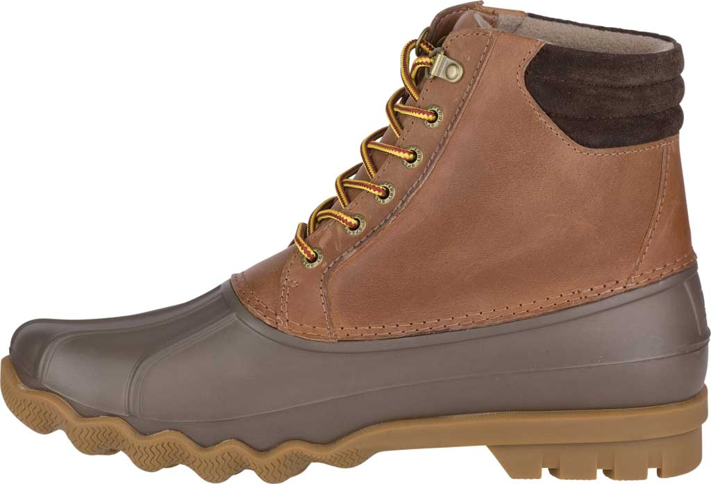 Men's Sperry Top-Sider Avenue Duck Boot, Tan/Brown, large, image 3