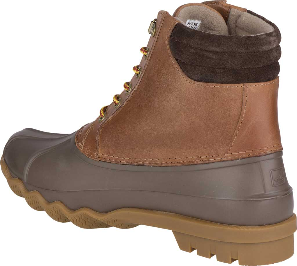 Men's Sperry Top-Sider Avenue Duck Boot, Tan/Brown, large, image 4