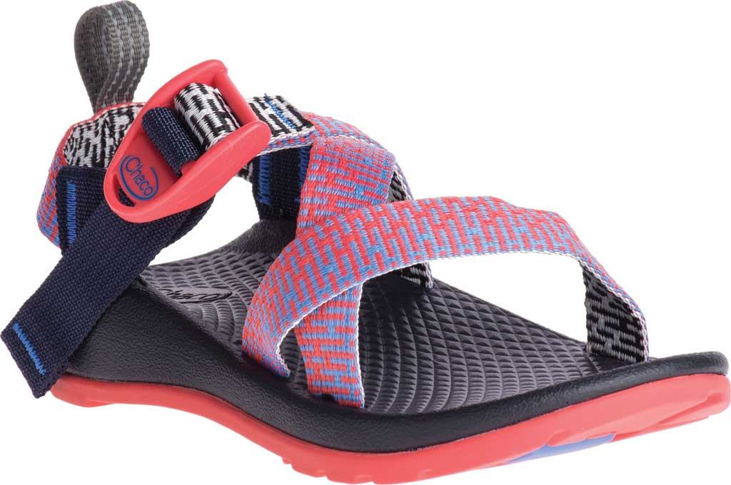 Children's Chaco Z/1 EcoTread, Penny Coral, large, image 1