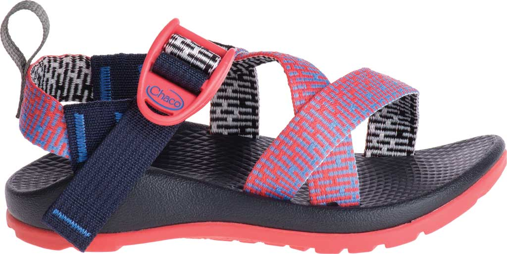 Children's Chaco Z/1 EcoTread, Penny Coral, large, image 2