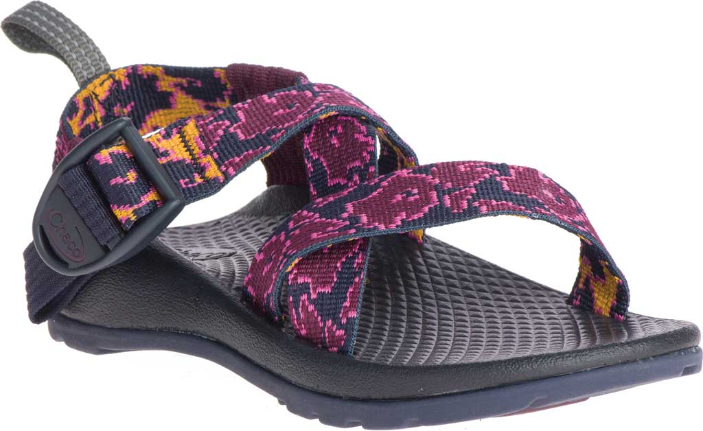 Children's Chaco Z/1 EcoTread, Vacio Navy, large, image 1