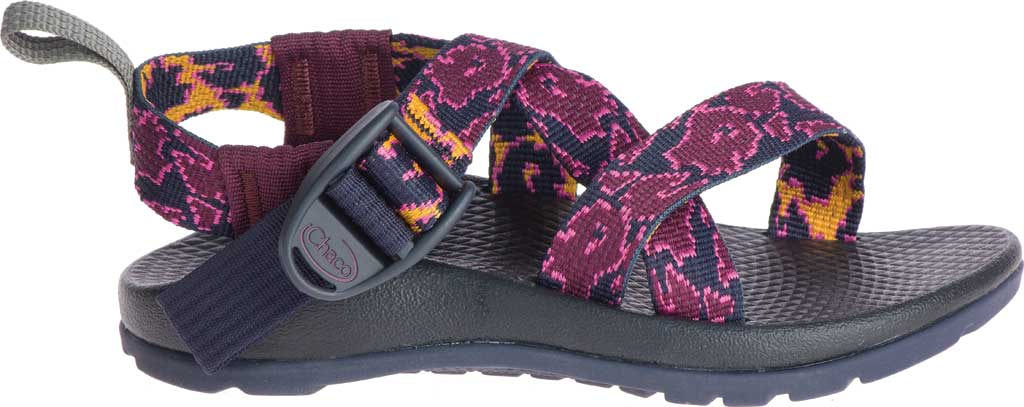 Children's Chaco Z/1 EcoTread, Vacio Navy, large, image 2