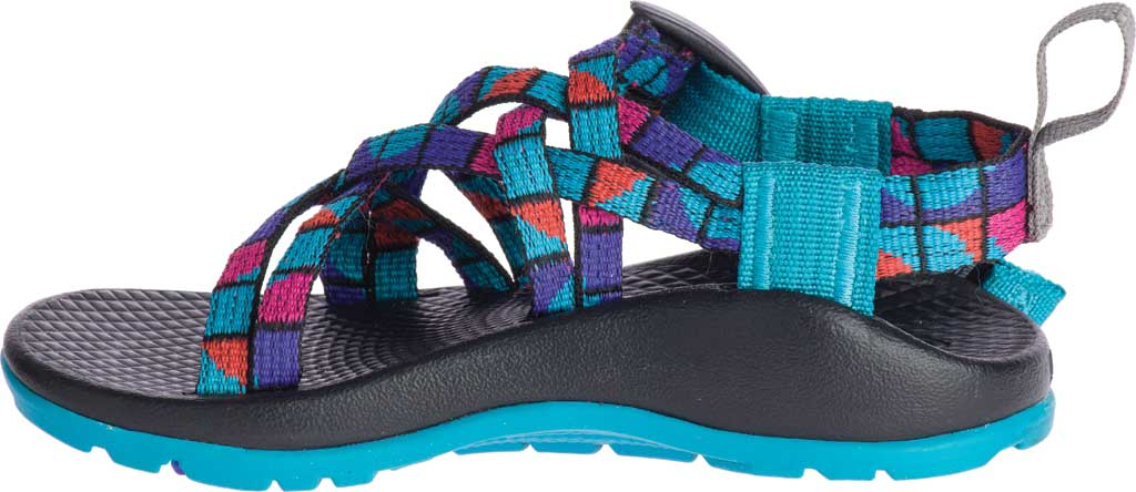Children's Chaco ZX/1 EcoTread, Break Teal, large, image 3