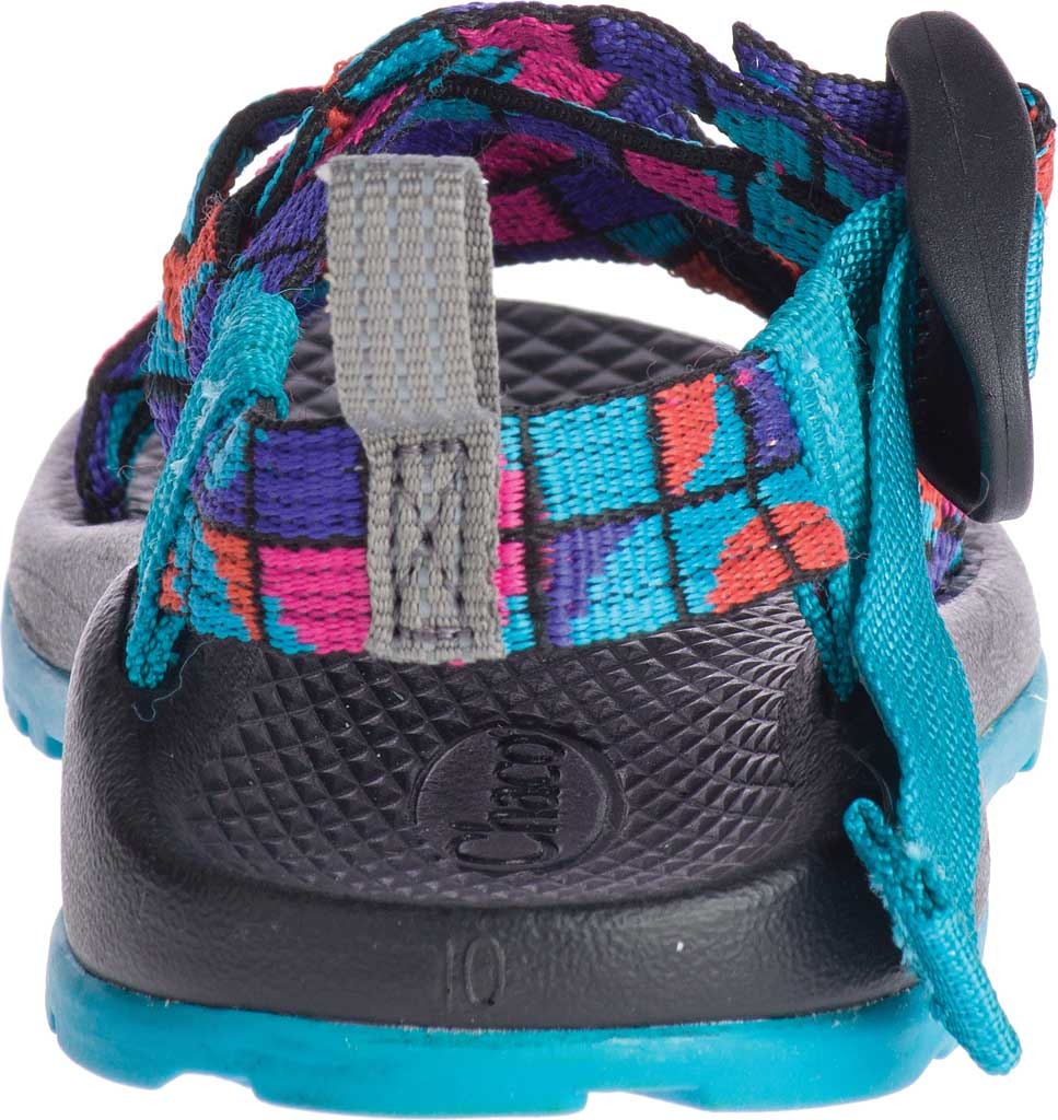 Children's Chaco ZX/1 EcoTread, Break Teal, large, image 4