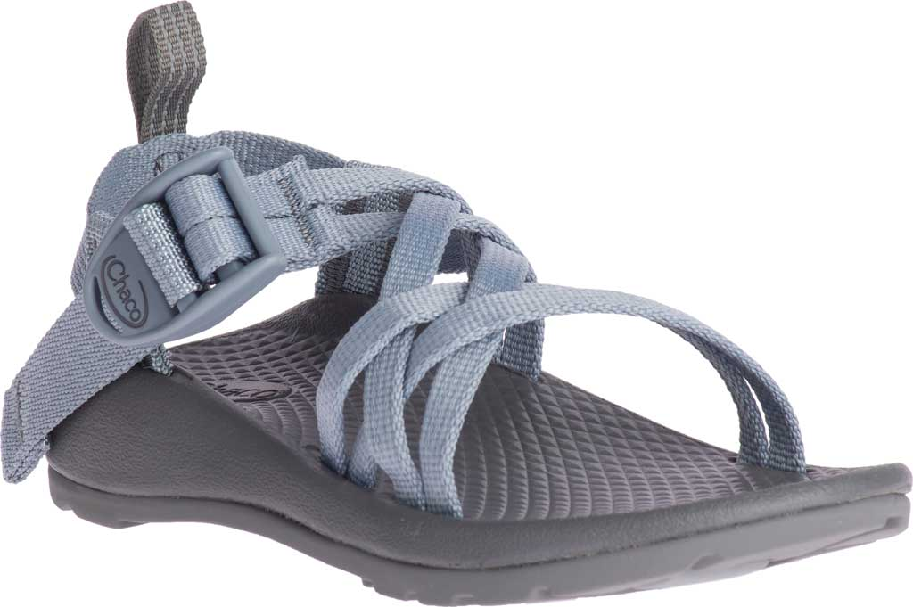 Children's Chaco ZX/1 EcoTread, Solid Tradewinds, large, image 1