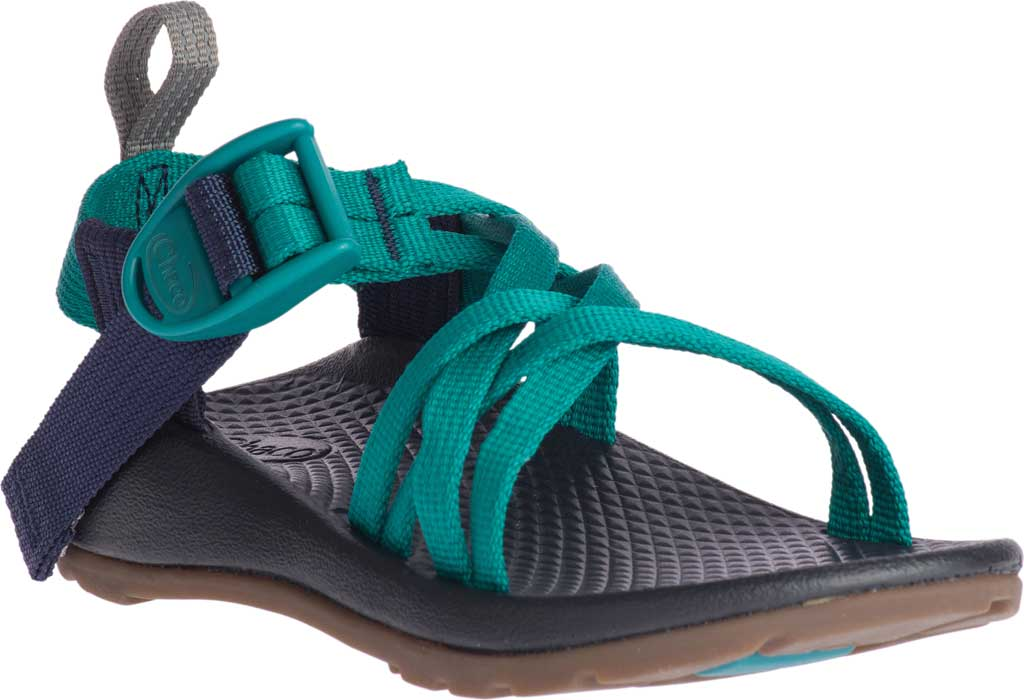 Children's Chaco ZX/1 EcoTread, Solid Everglade, large, image 1