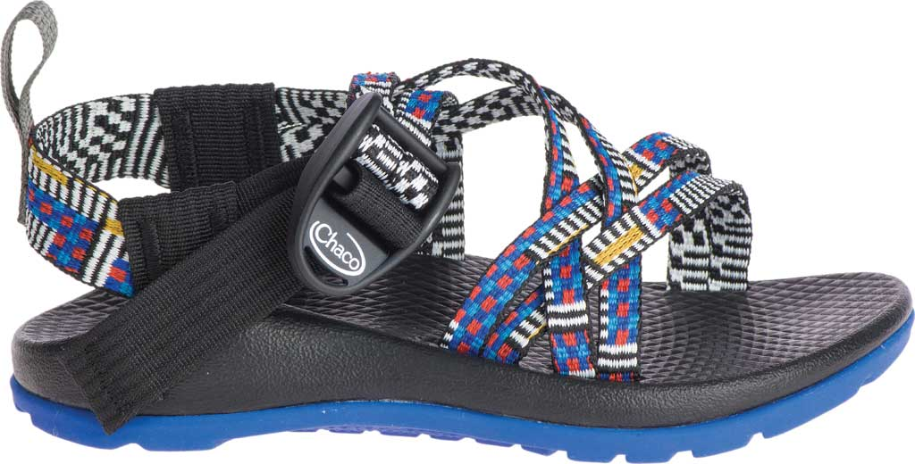 Children's Chaco ZX/1 EcoTread, Mantel Cerulean, large, image 2