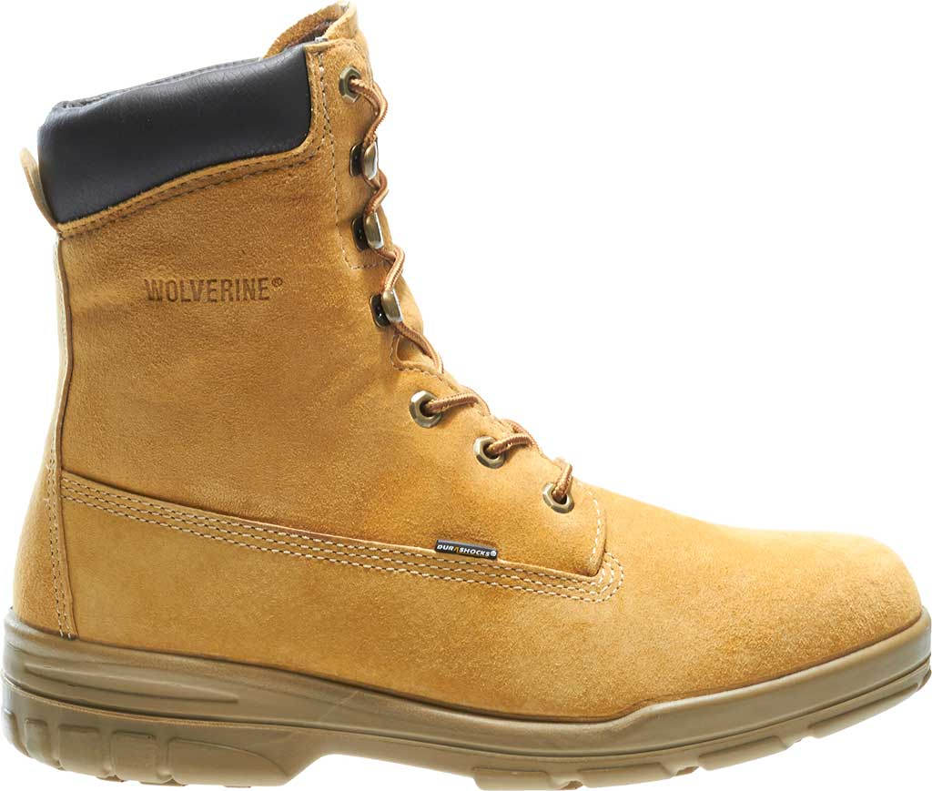 Men's Wolverine Trappeur Insulated Waterproof Boot, Gold, large, image 2