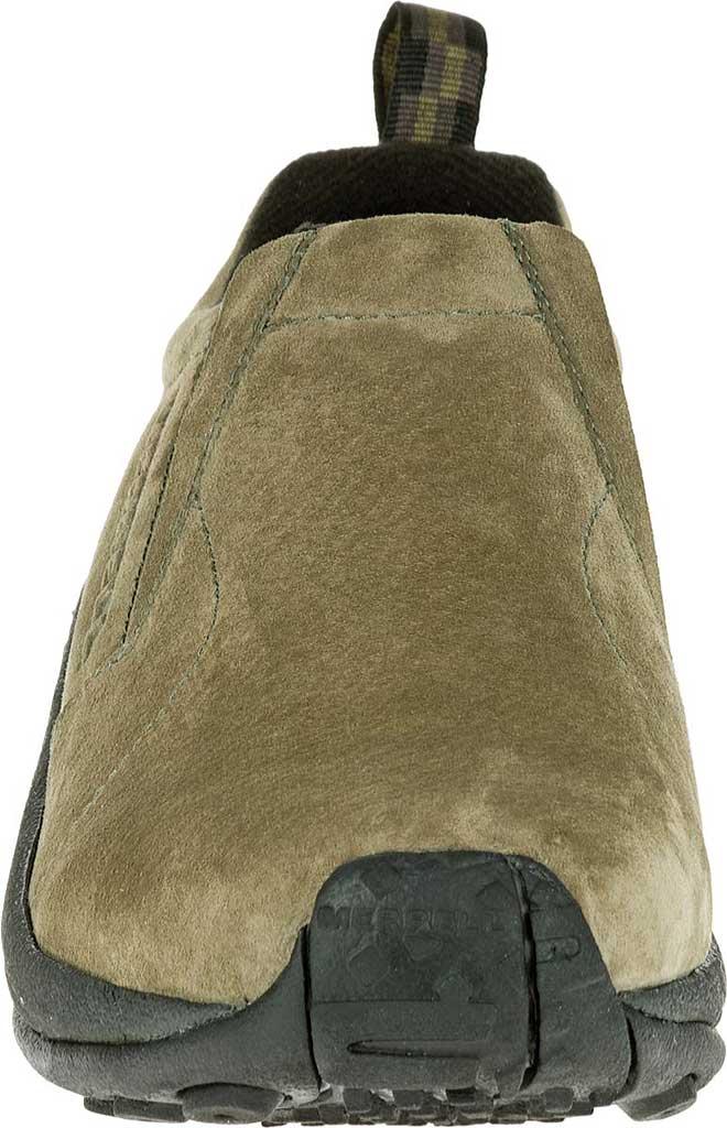Men's Merrell Jungle Moc Slip-On, Dusty Olive, large, image 4