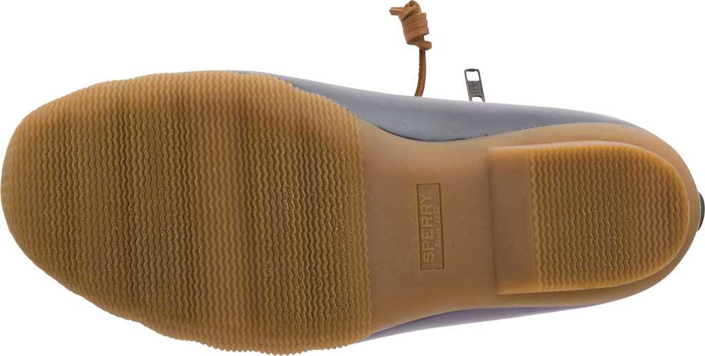 Women's Sperry Top-Sider Saltwater Duck Boot, Dark Grey Wool, large, image 6