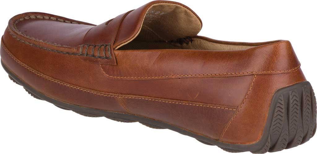 Men's Sperry Top-Sider Hampden Penny, Tan Leather, large, image 4