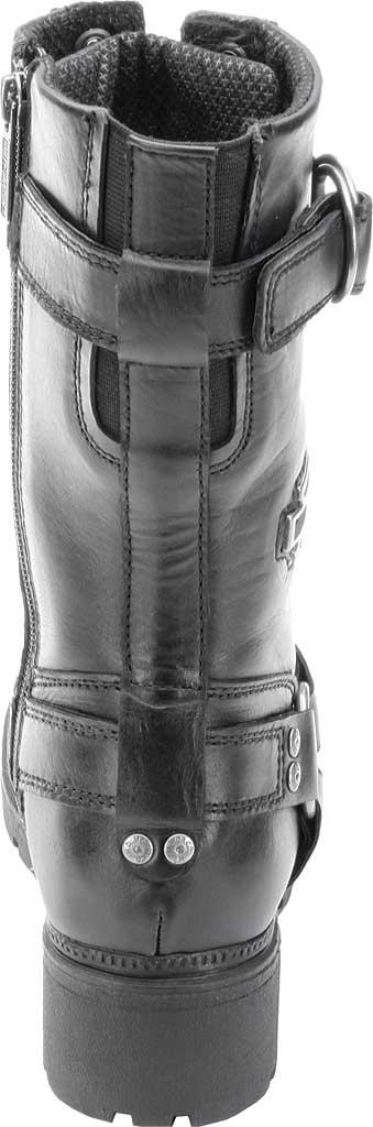 Women's Harley-Davidson Eda, Black Leather, large, image 4