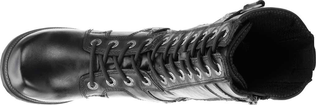 Women's Harley-Davidson Eda, Black Leather, large, image 5