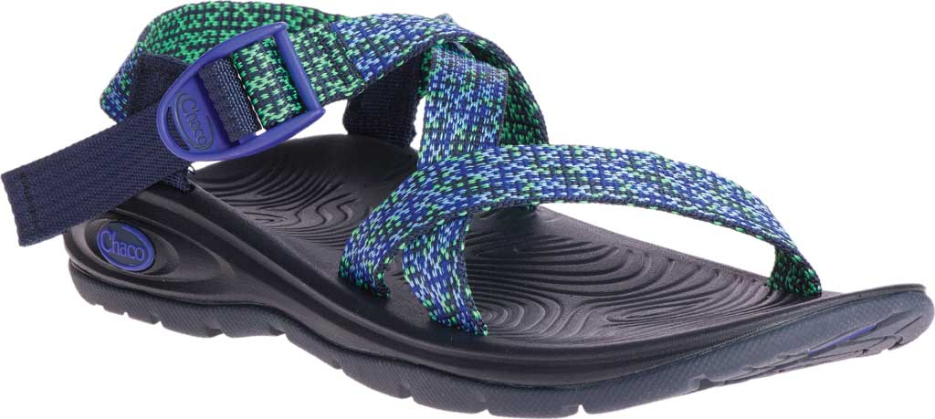 Women's Chaco Z/Volv, Scaled Royal Blue, large, image 1