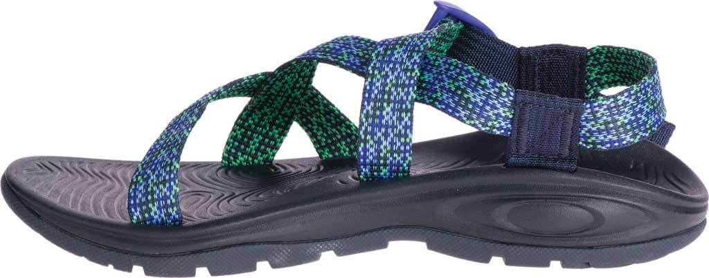 Women's Chaco Z/Volv, Scaled Royal Blue, large, image 3