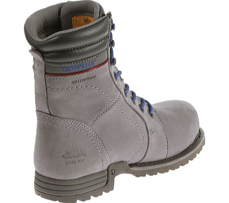 Women's Caterpillar Echo Waterproof Steel Toe Boot, , large, image 5