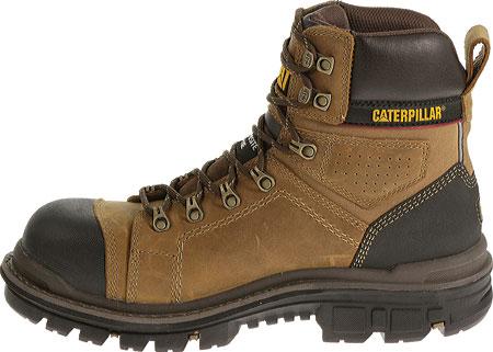 """Men's Caterpillar Hauler 6"""" Waterproof Composite Toe Boot, Dark Beige1, large, image 3"""