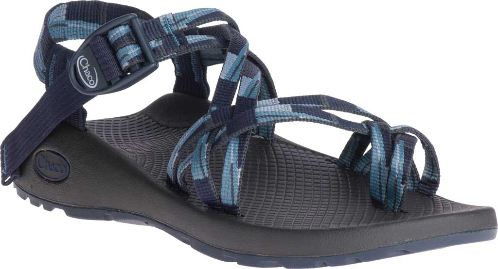 Women's Chaco ZX/2 Classic Sandal, Eitherway Navy, large, image 1