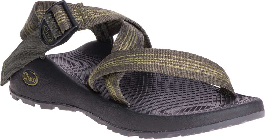 Men's Chaco Z/1 Classic Sandal, Bluff Hunter Green, large, image 1