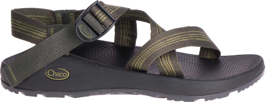 Men's Chaco Z/1 Classic Sandal, Bluff Hunter Green, large, image 2