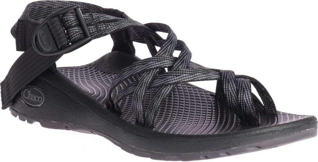 Women's Chaco Z/Cloud X2 Sandal, Limb Black, large, image 1